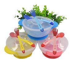 아이 감지 온도 아기 식탁 세트 중국 요리 게임 그릇 숟가락 포크 세트 어린이 요리 크리스마스 선물