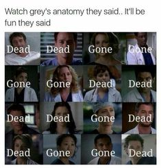 Quotes Greys Anatomy Funny 52 Ideas For 2019 Quotes Greys Anatomy Funny 52 Ideas For can find Grey anatomy quotes and more on our website. Greys Anatomy Frases, Watch Greys Anatomy, Greys Anatomy Funny, Grey Anatomy Quotes, Greys Anatomy Season 3, Greys Anatomy Spoilers, Anatomy Humor, Greys Anatomy Scrubs, Cristina Yang