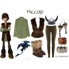 Hiccup by lilpiemaker on Polyvore