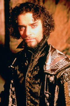 James Grain as Alvaro De La Quadra in Elizabeth