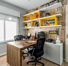 Домашний офис: комфортная рабочая обстановка | Home and Interiors