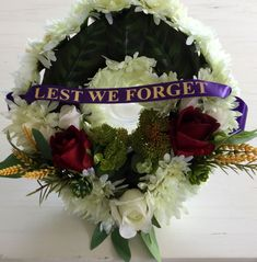 Excited to share the latest addition to my shop: Anzac Day wreath Anzac Day, Lest We Forget, Floral Designs, Floral Wreath, Wreaths, Etsy Shop, Trending Outfits, Unique Jewelry, Handmade Gifts