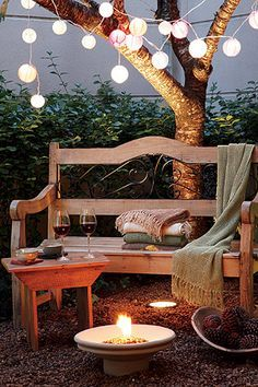 Jardim no inverno Outdoor Spaces, Outdoor Decor, Bohemian Design, Beautiful Architecture, Wow Products, Outdoor Camping, Decoration, Home Deco, Perfect Place