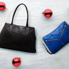 Best of Bags -                                                                        Cole Haan Izzie Clutch                                 Calvin Klein Jeans Dual Handle Leather Tote                                 Calvin Klein Leather Shoulder Bag                                 Calvin Klein Quilted...  #Baker, #Cargo, #Charm, #Clutch, #ContrastStitching, #Hobo, #IPadCase, #Rhinestone, #Satchel, #ShoulderBag, #Wristlet, #ZipClosure
