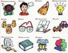 METRO: stratégies d'apprentissage Peanuts Comics, Learning