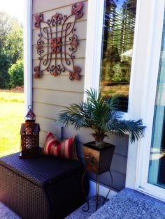 The Tuscan Home: Patio Expansion