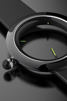 Flotspotting: Simon Williamson's Minimalist Watch Concept - Core77