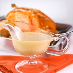 Michael Symon's Turkey Gravy