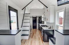 Tiny House Interior - Kokosing 2 by Modern Tiny Living