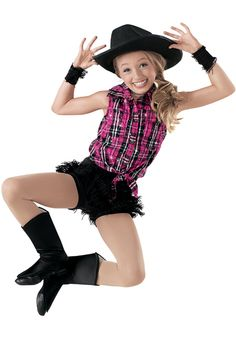 Shop our center stage worthy collection of tap dance costumes for your next recital. From tap skirts and dresses to tap pants and tutus, we have the looks that will make you shine. Dance Recital Costumes, Cute Dance Costumes, Tap Costumes, Black Leotard, Country Dance, Just Dance, Dance Outfits, Dance Wear, Leotards