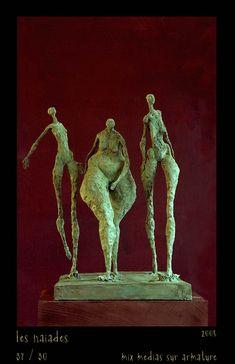 les naiades |Valerie Hadida