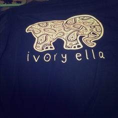 Ivory Ella Shirt Worn once, ivory Ella shirt. In perfect condition Tops