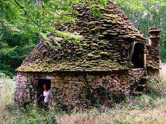 petite maison de berger en Dordogne