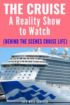 A look at cruising onboard a Princess Cruise Ship. Passengers and crew show a behind the scenes look at what happens on a cruise ship. #cruise #cruisemovies #cruising Best Cruise, Cruise Tips, Cruise Travel, Cruise Vacation, Italy Vacation, Cruise Reviews, Together Lets, Cruise Destinations, Celebrity Cruises