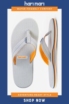 Hari Mari Dunes are the ultimate in water-friendly comfort. Adventure ready style. Shop now on harimari.com Rubber Sandals, Men's Sandals, Leather Sandals, Arched Doors, Mens Flip Flops, Facials, Men's Fashion, Fashion Trends, Dune