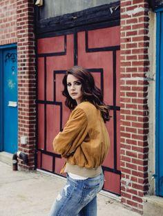 Lana Del Rey for Fader Magazine, June \ July 2014