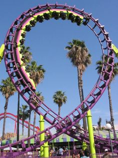 Knott#39;s for Thrill Seekers -