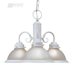 South Shore Decorating: Designers Fountain 4254-PB Prismatic Traditional Chandelier DF-4254-PB