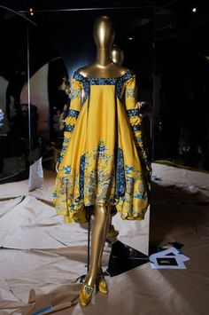 John Galliano Met exhibit China Through the Looking Glass preview