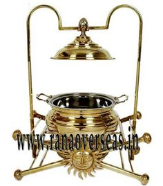 Keep Food Warm, Chafing Dishes, Banquet, Supreme, Catering, Brass, Dining, Eat, Superior Quality