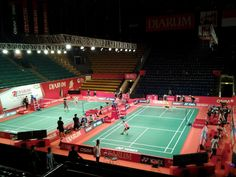 Djarum Indonesia Open Premiere Super Series