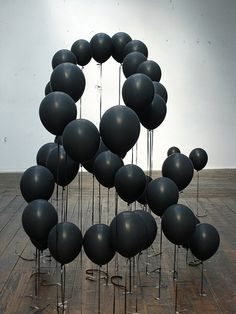 Deco globos. Balloon Ampersand