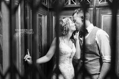 thaxton speakeasy st louis wedding