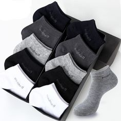 10 Pairs Men's Bamboo Fiber Socks Price: US $21.96 & FREE Shipping 🤔 🤔🤔 Curious about eco-friendly products? 🌿🐼🐾 Want to make a difference? 💃🕺😺 Then be part of the solution 💚✅🌌 don't be part of the problem 💩⚡📴 #zerowaste #sustainable #noplastic #eco #ecofriendly #reusable #plasticfreejuly #vegan #sustainableliving #reuse #gogreen #zerowastehome #sustainability #environment #stasherbag #nowaste #zerowastelifestyle #plantbased #recycle #plasticpollution #wastefree… Plastic Free July, No Plastic, Clip On Sunglasses, No Waste, Mens Glasses, Ankle Socks, Baby Accessories, Deodorant, Socks Men