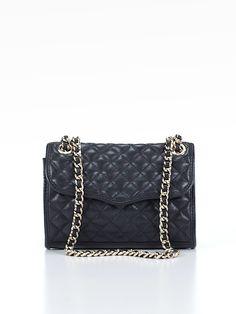 Check it out - Rebecca Minkoff Leather Shoulder Bag for $93.99 on thredUP!