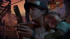 Are Telltale planning to get rid of Clementine in The Walking Dead: A New Frontier?