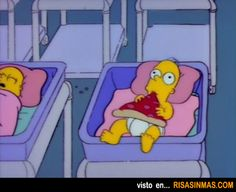 The Simpsons Picture Collection 2 - oniemaru Simpsons Simpsons, Rare Pictures, Funny Pictures, Mundo Meme, Bart Simpson, Los Simsons, Funny Memes, Hilarious, It's Funny