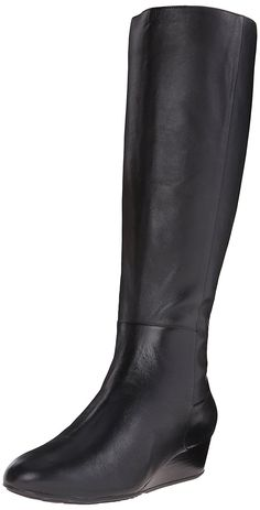 Cole Haan Women's Tali Grand Tall Motorcycle Boot ** Wow! I love this. Check it out now! : Knee high boots
