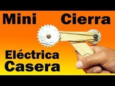 Cómo Hacer Una Tijera Eléctrica (muy fácil de hacer) - YouTube