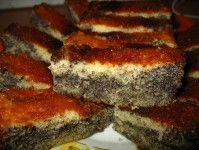 Brzi kolač sa makom i jogurtom - Kolači recepti Albanian Recipes, Croatian Recipes, Baking Recipes, Cake Recipes, Croatian Cuisine, Kolaci I Torte, Mouth Watering Food, Sweet Cakes, Sweet Bread
