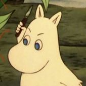 Moomin with a knife moomin with a knife moomin with a knife moomin with a knife Cartoon Icons, Cartoon Memes, Cute Cartoon, Funny Memes, Tumblr Cartoon, Memes Lindos, Vintage Cartoons, Snapchat Stickers, Cartoon Profile Pictures