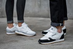 "Kendrick Lamar X Reebok Classic Leather ""Perfect Split"" Kendrick Lamar Reebok, Kendrick Lamar Shirt, Kendrick Lamar Album Cover, Kendrick Lamar Lyrics, Kendrick Lamar Girlfriend, Young Jeezy, Sneaker Magazine, Hot Shoes, Classic Leather"