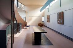 Les Couleurs: Architecture & Colours