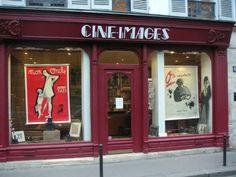 Ciné-Images, pósters de cine originales en esta tienda de París | DolceCity.com