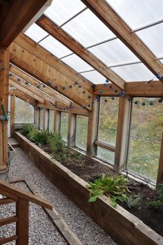 Easy to build a DIY greenhouse for your backyard. Put on your favorite garden shoes and get to it! If you're a serious gardener, you would love to get your hands on a greenhouse. So check out these easy ideas for a DIY greenhouse! Diy Greenhouse Plans, Lean To Greenhouse, Dome Greenhouse, Backyard Greenhouse, Greenhouse Attached To House, Greenhouse Shelves, Homemade Greenhouse, Greenhouse Interiors, Greenhouse Kitchen