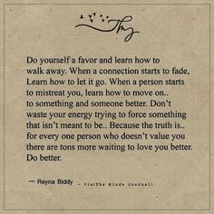 Do yourself a favor - http://themindsjournal.com/do-yourself-a-feavor/
