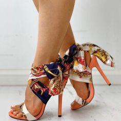 Shop & Buy Women Sandals Fashion High Heels Sandals Shoes Woman Peep Toe Stiletto Sexy Women Heels Chaussures Femme Summer Pumps Women Online from Aalamey Sexy Heels, Pumps Heels, Stiletto Heels, Heeled Sandals, Sandals Outfit, Shoes Sandals, Block Sandals, Women Sandals, Gladiator Shoes