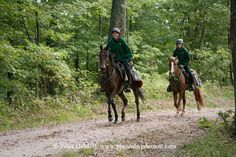 Mom and daughter at endurance ride. Great sport for mother daughter.