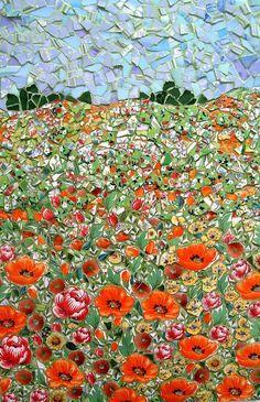 ail Troutman mosaic - amazing!
