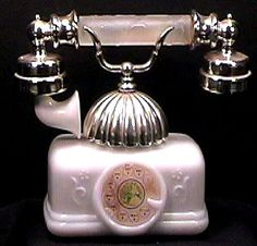 french telephone   Avon Collectibles 1971 French Telephone - SALE PRICE! Antiques ...