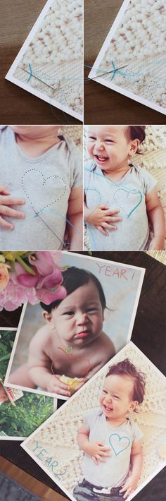 How to embroider photographs + an @artifactuprsng giveaway
