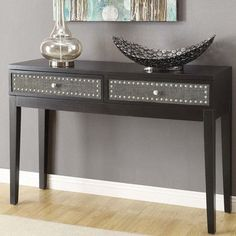 Crestview Harrison Console Table