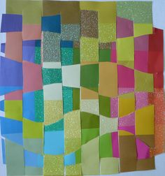 paper weaving by lovefibre, via Flickr