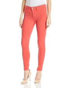 Jessica Simpson Women's Kiss Me Skinny Jean, Poinciana, 26 ** Buy now: http://amzn.to/2iKmmqg