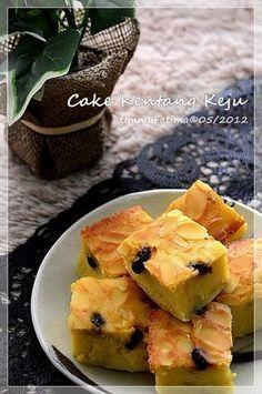 Simply Cooking and Baking...: Cake Kentang Keju