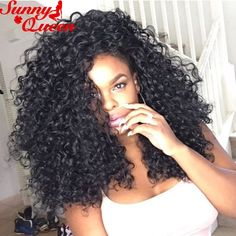 """137.48$  Watch now - http://alii7d.worldwells.pw/go.php?t=32554598110 - """"250% High Density Lace Front Human Hair Wigs 8A Full Lace Human Hair Wigs For Black Women 12-24"""""""" Brazilian Curly Front Lace Wig"""" 137.48$"""